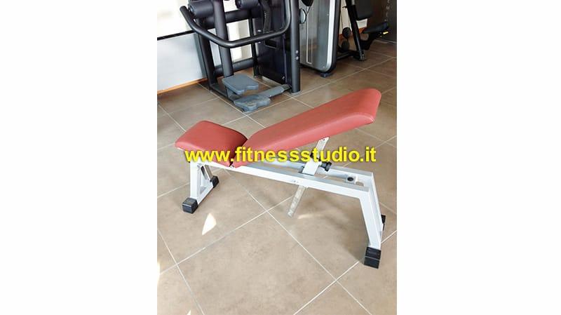 Panca regolabile seduta e schienale