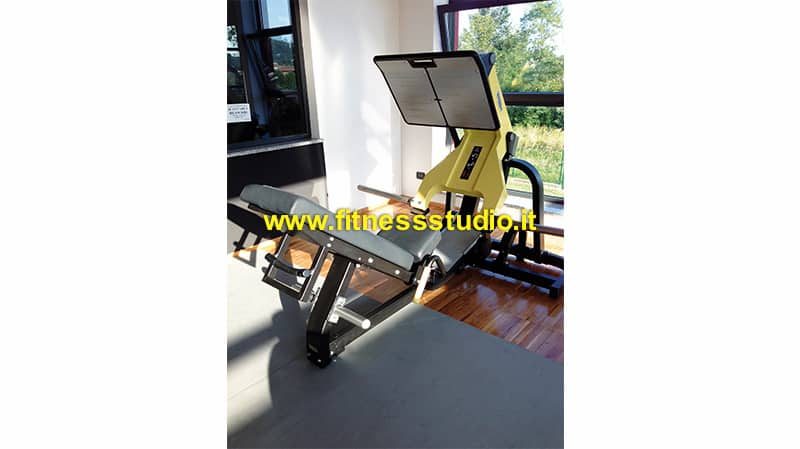 Leg Press 45 Basculante